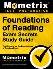 Foundations of Reading Study Guide & Practice Test [Prepare