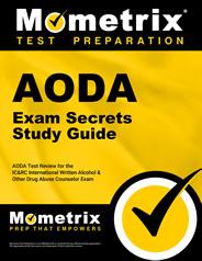 Download PDF Aoda Exam Secrets Study Guide eBook